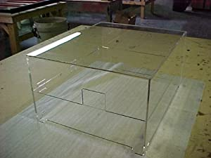 VPI Classic 1,2,3 Acrylic Dust Cover
