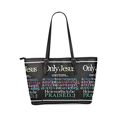 deardaling-bible-verse-christian-custom-tote-bag-pu-leather-handle-bags-handbag-for-women