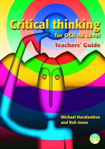 critical thinking for ocr as level  teachers u0026 39  guide