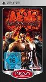 Tekken 6 - Platinum (PSP)