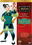 Mulan/Mulan II (3 Disc Collectors Set)