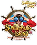 img - for SonTreasure Island Iron-On Transfer 10pk book / textbook / text book