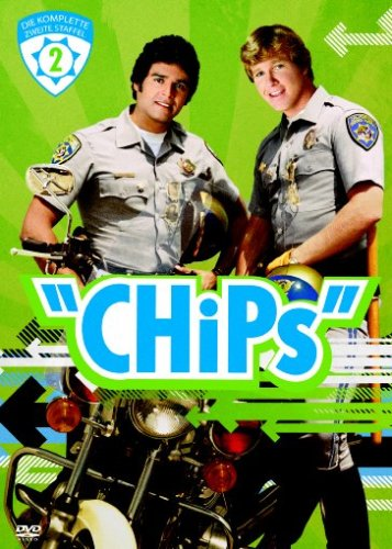 CHiPs - Staffel 2 [4 DVDs]