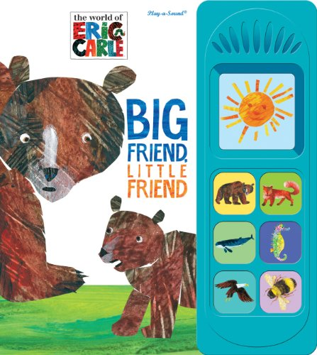 The World of Eric Carle: Big Friend, Little Friend: Play-a-S