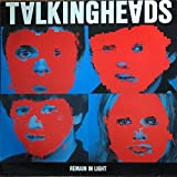 Talking Heads - Remain In Light - Sire - SIR K 56 867, Sire - SIR 56 867, Sire - WBN 56 867, Sire - WB 56 867