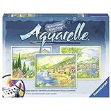 Ravensburger Aquarelle Landscape - Arts And Crafts Kit