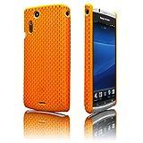 MSY Polyvalent Series Web Case for Xperia acro Orange/オレンジ EPA03-001OR