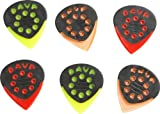 Dava Jazz Grip Combo Small 6-Pack Assorted Colors