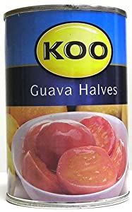 Koo Guava Halves in Syrup, 410g