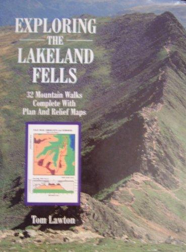 Exploring the Lakeland Fells