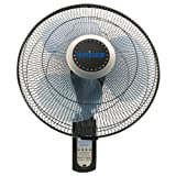 Hurricane Super 8 Digital Wall Mount Fan