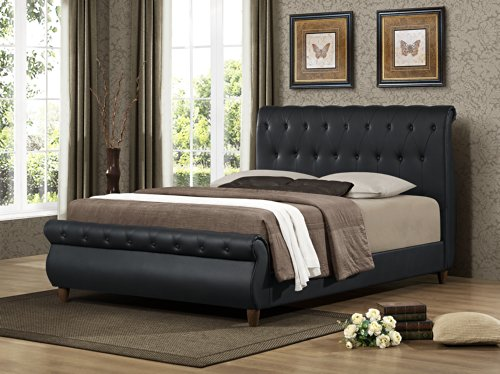 Leather Beds For Sale 4730 front