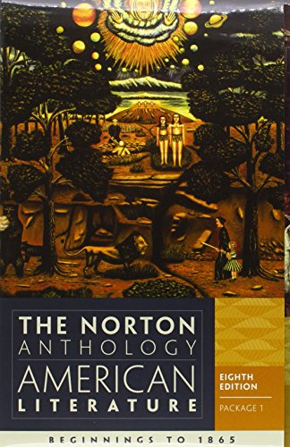 The Norton Anthology of American Literature (Vol. Package 1: Volumes A & B)