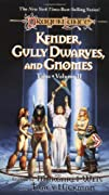 Kender, Gully Dwarves and Gnomes (volume 2) DragonLance Tales by Margaret Weis, Tracy Hickman cover image