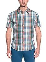 CMP Campagnolo Camisa Hombre 3U79947 (Multicolor)