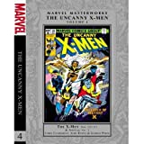 Marvel Masterworks: The Uncanny X-Men Volume 4par Chris Claremont