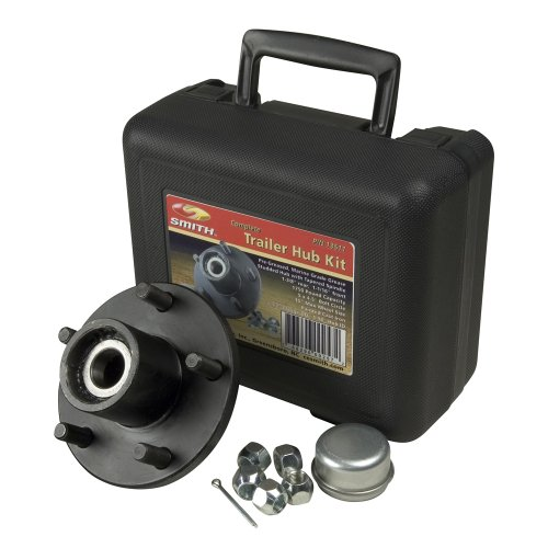 "C.E. Smith - CE Smith Trailer Hub Kit Package 1"" Stud 5 x 4-1/2 primary"