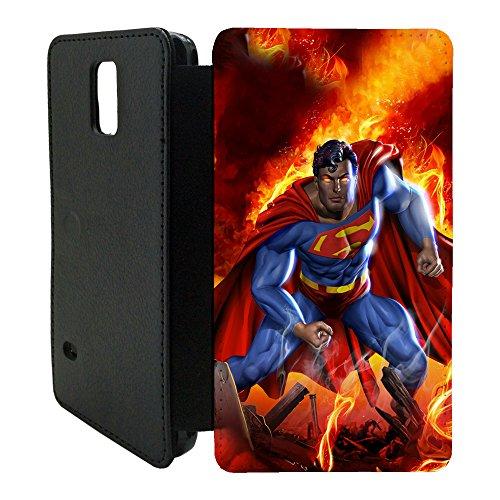 superman-2-flip-case-cover-samsung-galaxy-s5-sm-g900-t1809-flamed-hero