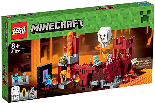 Lego Netherfestung