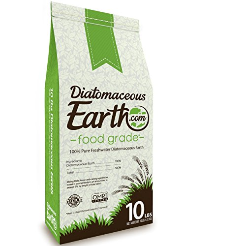 Earth diatomee Food Grade by DiatomaceousEarth