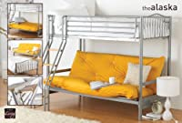 Alaska Bunk Bed with Futon