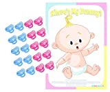 Wheres My Dummy? Baby Shower Game (Neutral)