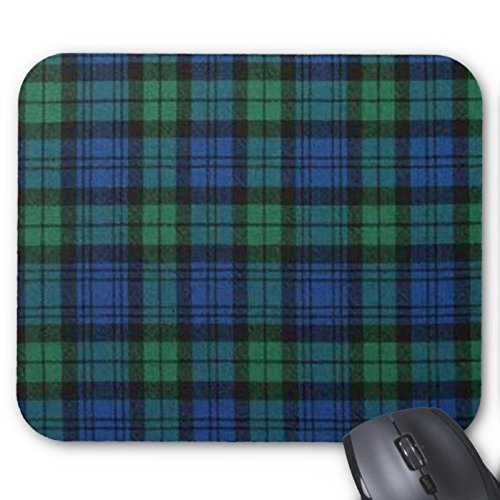 campbell-tartan-plaid-mouse-pad-great-office-accessory-and-gift