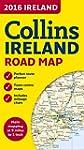 2016 Collins Map Of Ireland (New Edit...