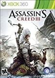 Assassin's Creed 3 - Trilingual - Xbox 360 Standard Edition