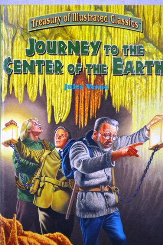 Journey to the Center of the Earth: Treasury of Illustrated Classics (Treasury Of Illustrated Classics compare prices)