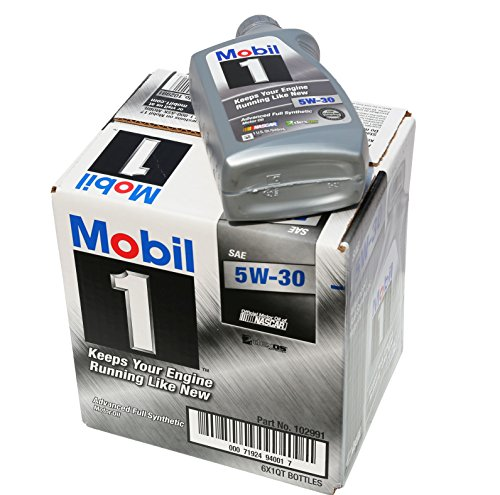 Mobil 1 94001 5W-30 Synthetic Motor Oil - 1 Quart (Pack of 6) (Mobil 1 Extended Performance 5w30 compare prices)