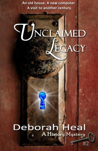 Book: Unclaimed Legacy by Deborah Heal