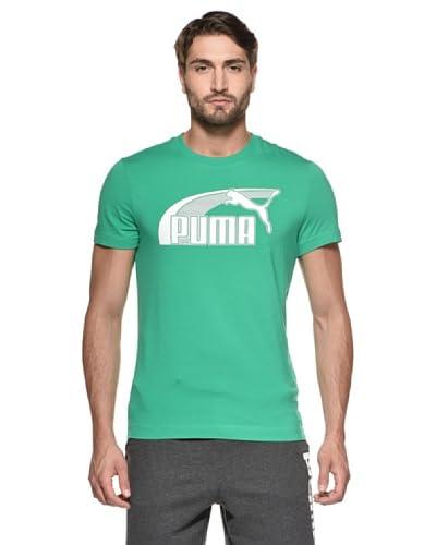 Puma Men'S Summer Tshirt [Verde]