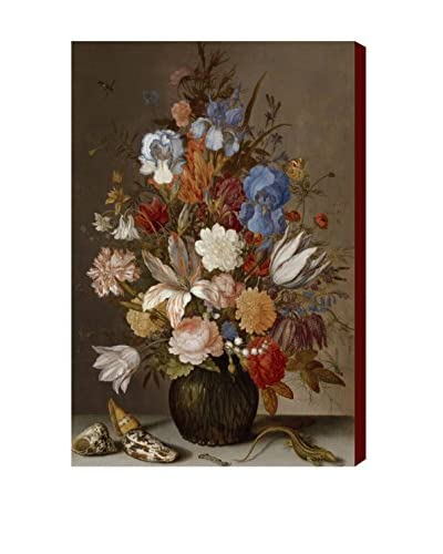 "The Art Cabinet ""Flower Arrangement V"" Canvas Print"