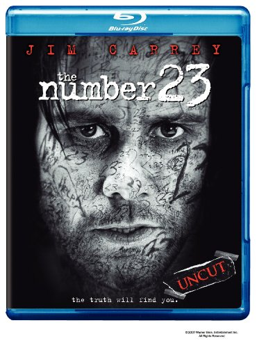 Cover art for  The Number 23 [Blu-ray]