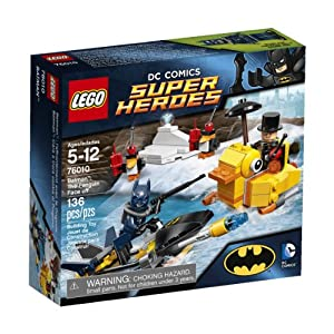 LEGO Superheroes 76010 Batman: The Penguin Face Off from LEGO Superheroes