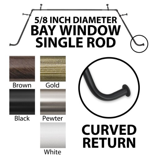 Image Result For Curtain Rod Corner Connector Home Depot