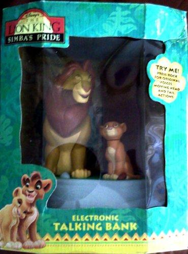 LION KING SIMBA'S PRIDE Electronic Talking Bank - 1