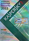 Kaspersky Internet Security 2011 3 PC, 1 Year, Boxed with Manual. Includes FREE TuneUp Utilities 3 user licence worth £29.99