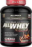 Allmax Nutrition Allwhey Gold Protein Chocolate -- 5 lbs