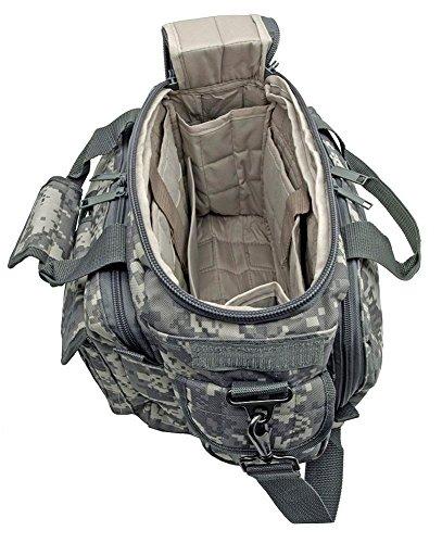 ACU Digital Camo Explorer Shooting Range Gear Carrying Bag