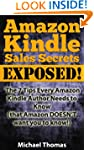 Amazon Kindle Sales Secrets Exposed!...