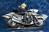Fate/Zero セイバー&セイバー・モータード・キュイラッシェ 1/8スケール PVC製 塗装済み完成品フィギュア