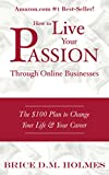 How to Live Your Passion Through Online Businesses: The $100 Plan To Change Your Life and Your Career