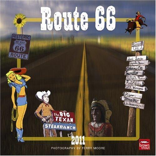 Route 66 2011 Calendar