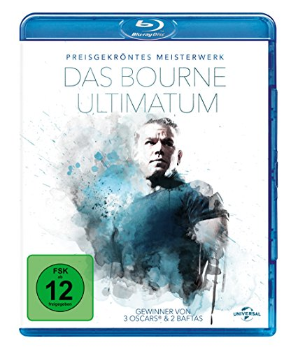Das Bourne Ultimatum - Preisgekröntes Meisterwerk [Blu-ray]