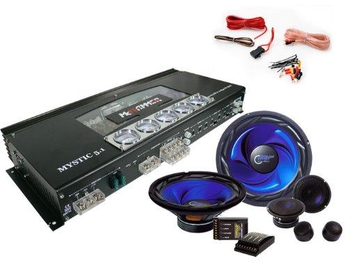 3550W CAR-Hifi Set Auto Musikanlage Verstärker