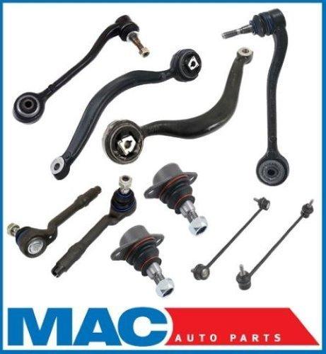 Mac Auto Parts 132811 BMW X5 Control Arm Ball Joint Tie Rod Stabilzer Link Suspension Kit!! (Bmw X5 Auto compare prices)