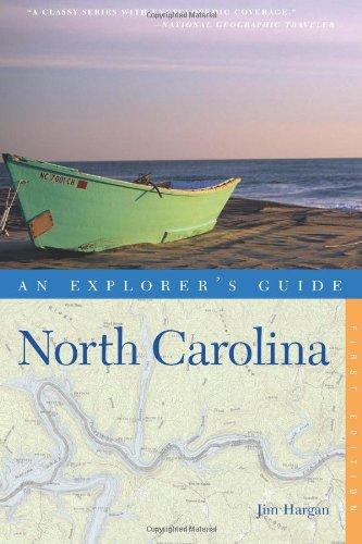 Explorer's Guide North Carolina (Explorer's Complete)