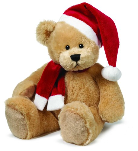 Ganz Musical Santa Bear